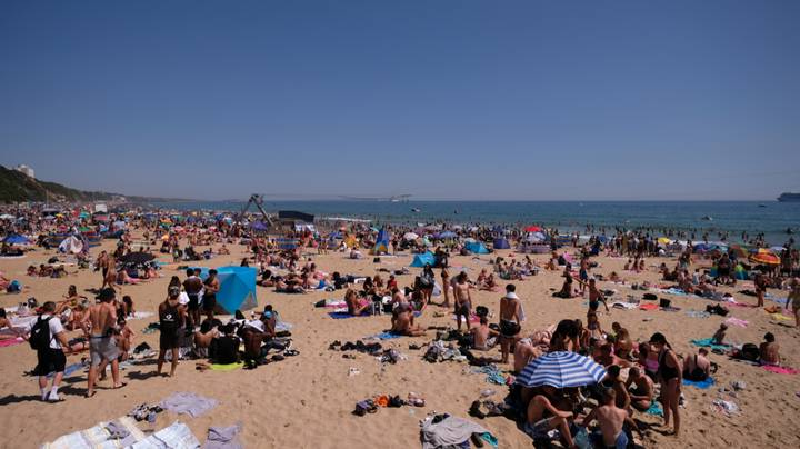 UK Heatwave This Weekend Could Bring Hottest Day Of Year So Far