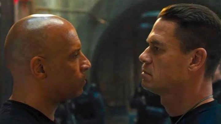 Vin Diesel Says Paul Walker 'Sent' John Cena For Fast And Furious 9