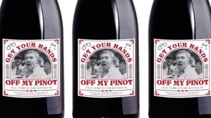Official Democracy Manifest Wine Has Gone On Sale In Australia