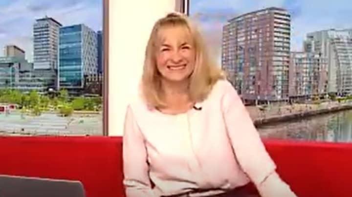 BBC's Louise Minchin Shocks Viewers With Choice Of Sauce On Sausage Sandwich