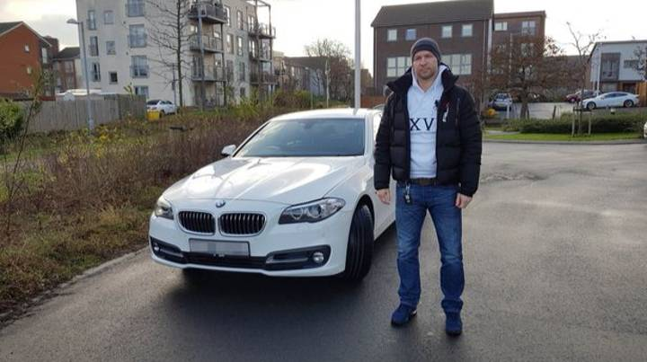 Valet Takes Car Out For A Spin To Maccies While Owner Flies To Slovakia