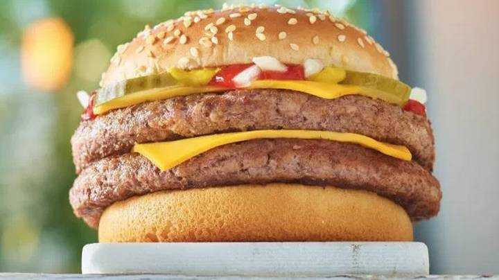 McDonald's Is Finally Adding The Double Quarter Pounder With Cheese To Its Menu