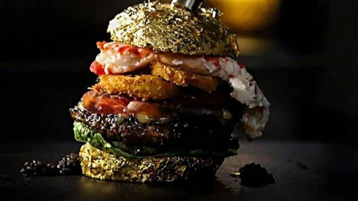 The 'World's Most Expensive Burger' Costs More Than £4,000