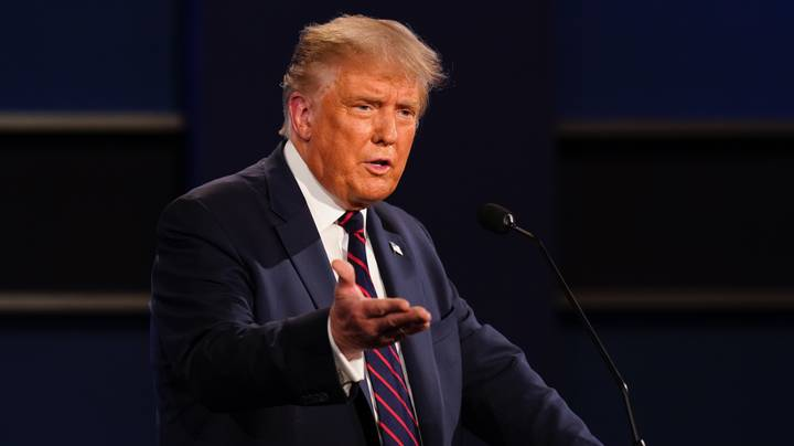 Donald Trump Refuses To Outright Condemn White Supremacists During Presidential Debate