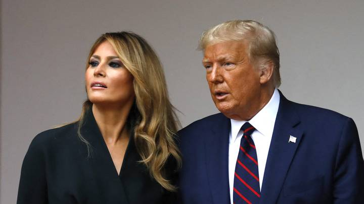 Donald And Melania Trump Have Tested Positive For The Coronavirus