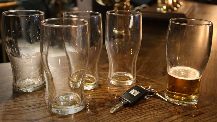 Drunk Driver Nine Times Over The Limit Thought To Have Given The Highest Reading Ever