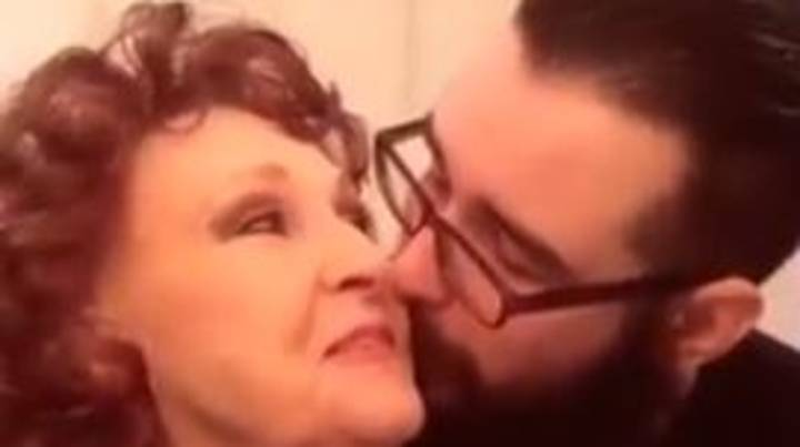 Man, 21, Gives Update On 74-Year-Old Wife's Condition Following Heart Attack