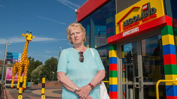 Legoland Refused To Let This Pensioner In Without A Child To Accompany Her
