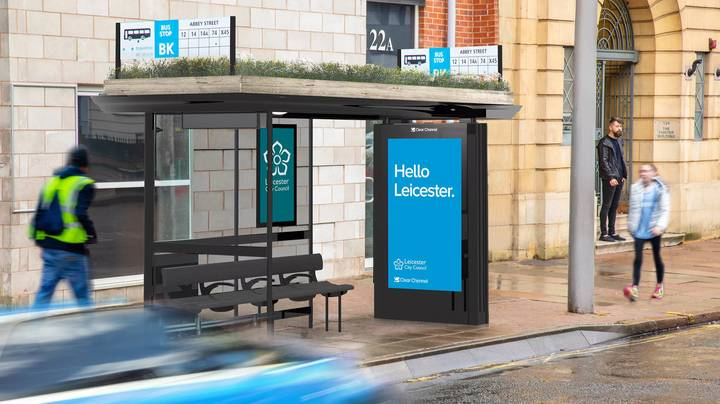 Bee-Friendly Bus Stops Appearing In UK
