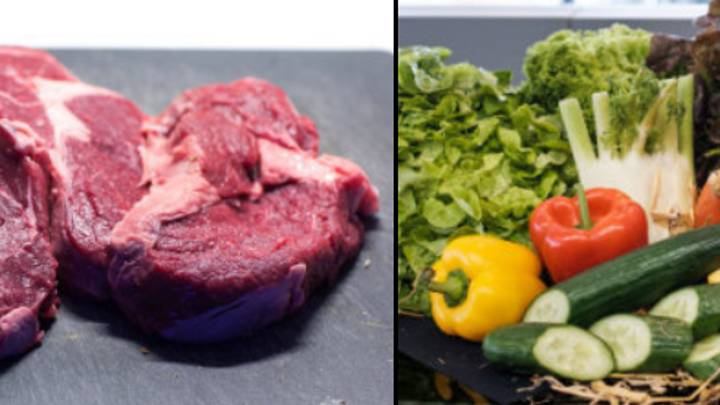 Vegetarians Are 'Less Healthy' Than Meat-Eaters, According To Study