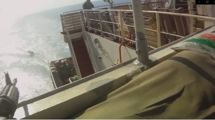 Private Security Shoot At Somali Pirates Trying To Hijack Ship