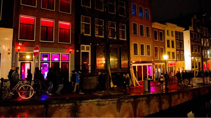 Amsterdam Tells Partying British Tourists Not To Come
