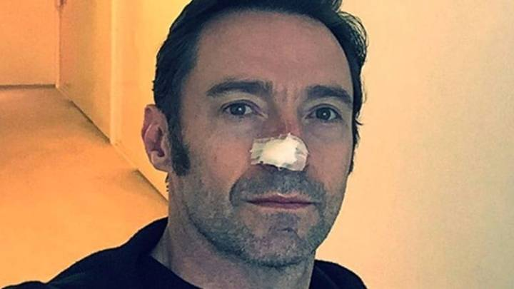 Hugh Jackman Raises A Glass And Says 'He's Fine' After Battling Cancer For Sixth Time