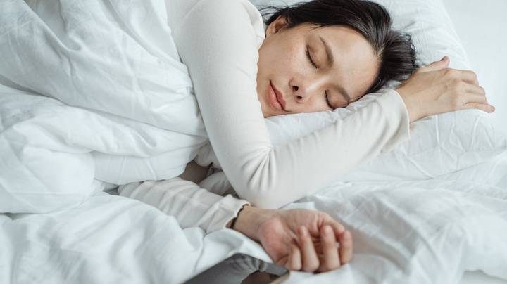 Why You Shouldn't Worry If You Twitch In Your Sleep