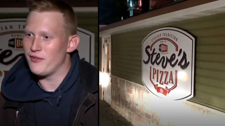 Teenage Pizza Worker Travels Over 200 Miles To Bring Dying Man 'Favourite Pizza'