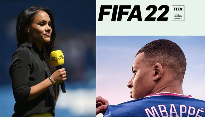 Alex Scott In Line To Become FIFA's First Ever Female Commentator