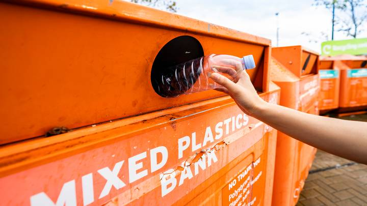 Brits To Get 20p For Every Plastic Bottle They Recycle Under New Plans