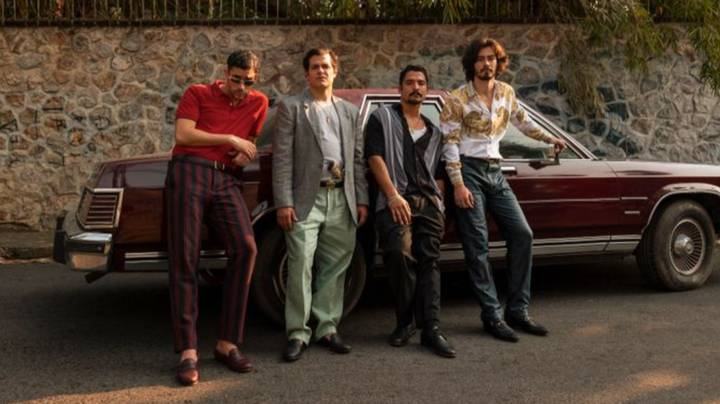 Netflix Drops Trailer And Release Date For Final Season Of Narcos: Mexico