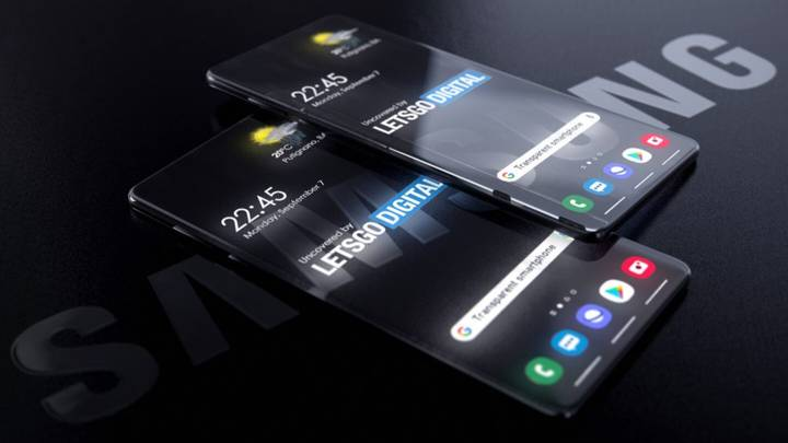 Samsung Is Experimenting With Creating A See-Through Mobile Phone