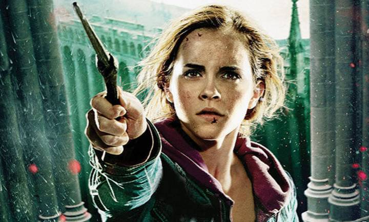 What's Your Take: Is This Lady The Spitting Image Of Hermione?