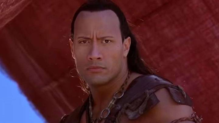 Dwayne Johnson Is Making Another Scorpion King Movie