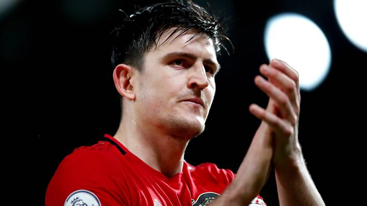 Harry Maguire Called Out For 'Lying' In Park Run Tweet