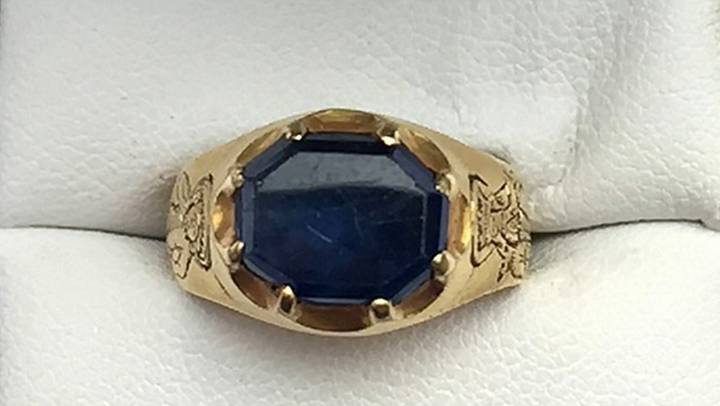 Medieval Ring Found In Sherwood Forest Could Be Worth 70k