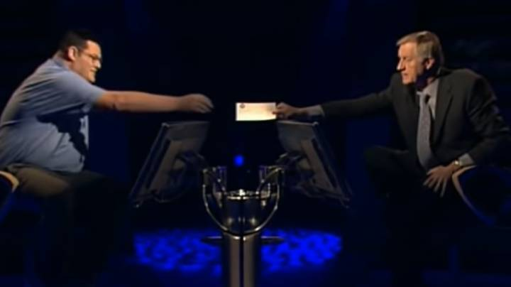 The Chase's Mark Labbett Once Appeared On Who Wants To Be A Millionaire?