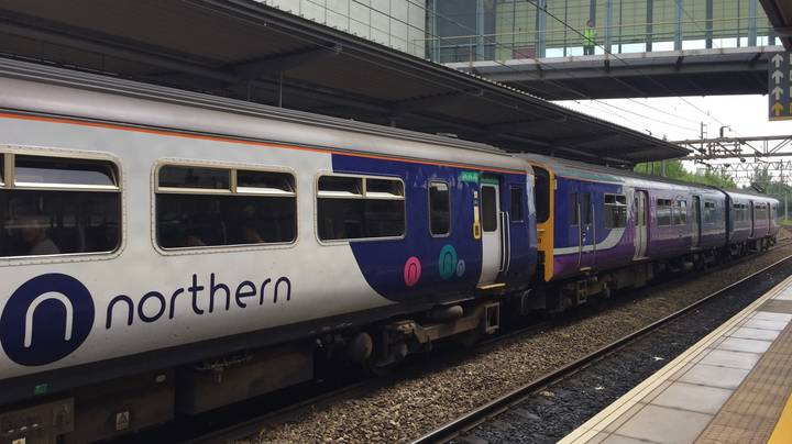 Train Guard Gives Mum Free Travel To Visit Sick Daughter In Hospital