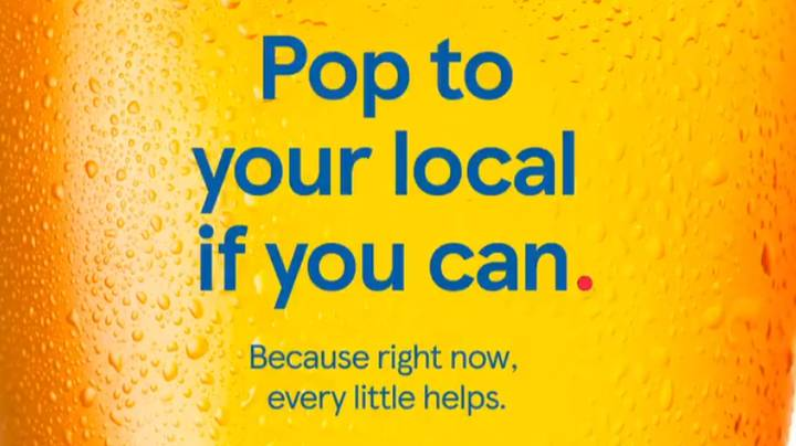 Tesco Praised For Encouraging People To Support Their Local Pub