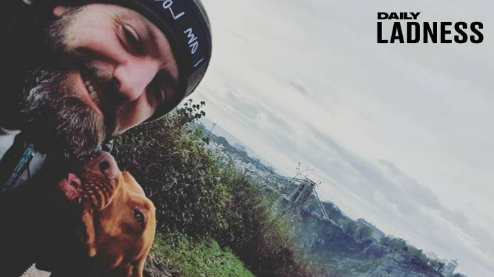 LAD Set Up Dog Walking Group To Help Men Open Up About Their Feelings
