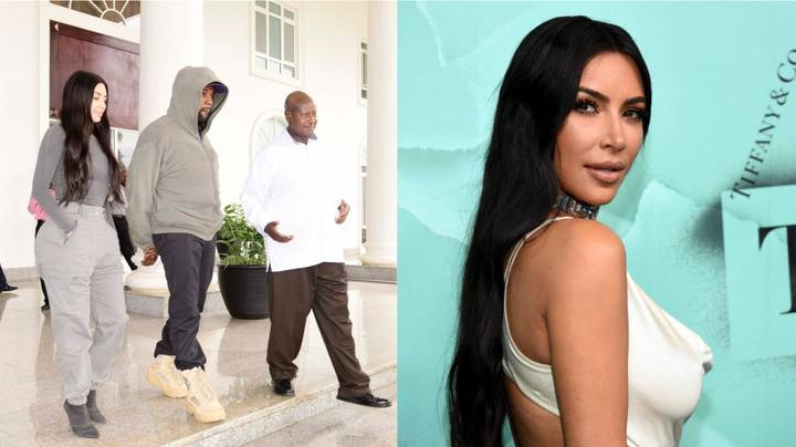 ​Kim Kardashian Reportedly Asked What Her Job Is By Uganda's President
