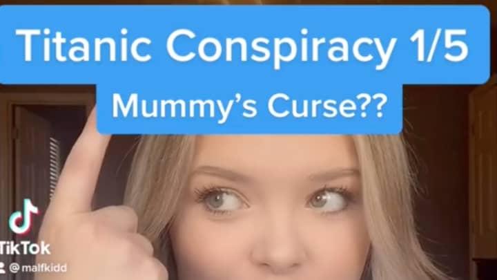 TikTok Conspiracy Theory Asks Whether The Titanic Actually Sank
