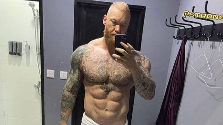 Hafthor 'The Mountain' Björnsson Shares Impressive Five Meals A Day He Eats To Prepare For Eddie Hall Fight
