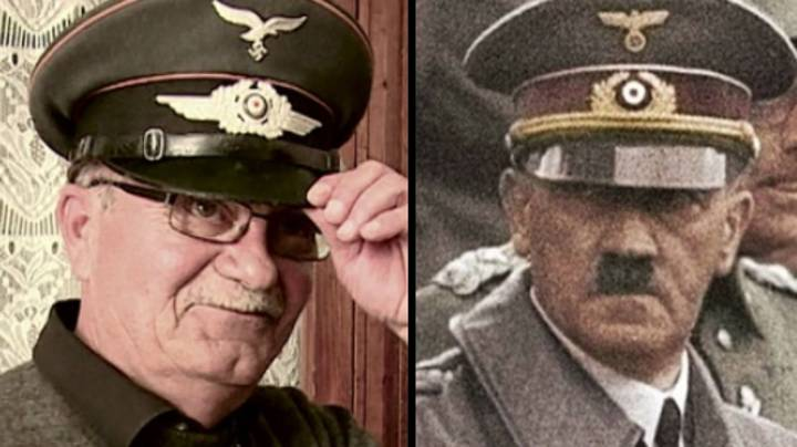 Man Claiming To Be Adolf Hitler's Grandson Is Now Getting DNA Test