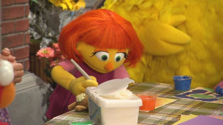 'Sesame Street' Is Set To Introduce A New Muppet To Break Boundaries Once Again
