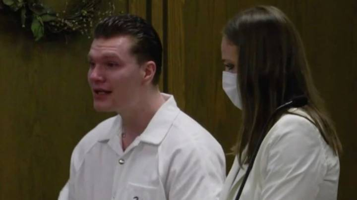 Man Sentenced To 25 Years For Killing Cellmate Who Raped His Sister