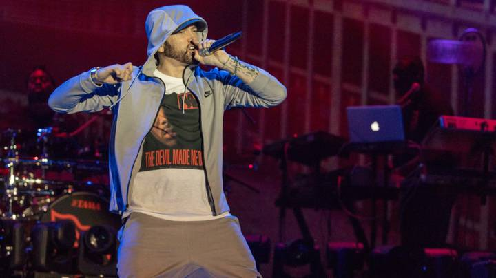 Eminem Slammed For 'Disgusting' Lyric About Ariana Grande Manchester Concert Bombing In New Song