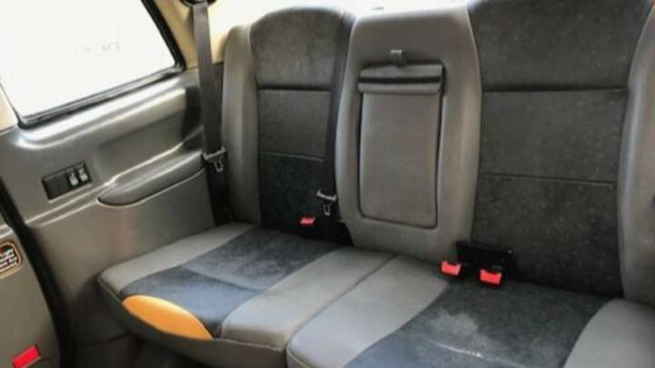 Original Fake Taxi Up For Sale, Buyer Advised To Steam Clean It