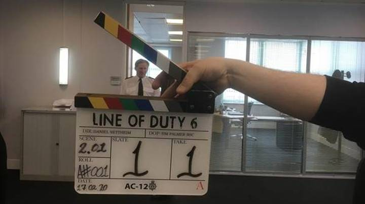 Filming For Line Of Duty Season 6 Has Begun With First Look Images Shared