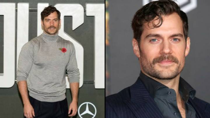 Henry Cavill's Moustache Was Digitally Removed For 'Justice League' But The Result Is Weird
