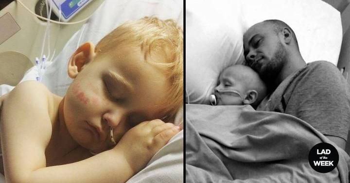 Family's Desperate Plea To Send Little Lad To America For Cancer Treatment