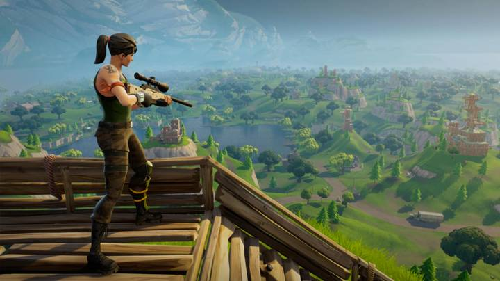 'Fortnite' Has Been Named 'Ultimate Game Of The Year'