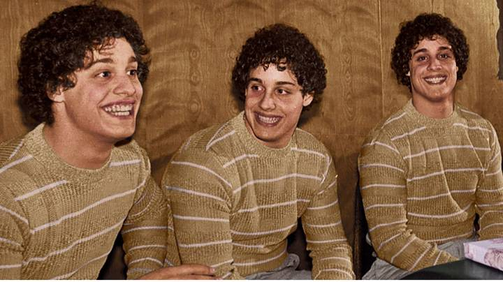 Bizarre Story Of Triplets Separated At Birth For A Scientific Experiment