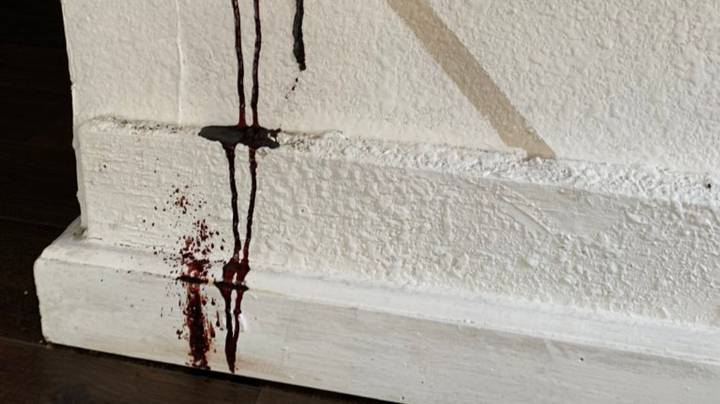 Mystery Black Substance Dripping Into Flat Turns Out To Be Blood From Dead Body Upstairs