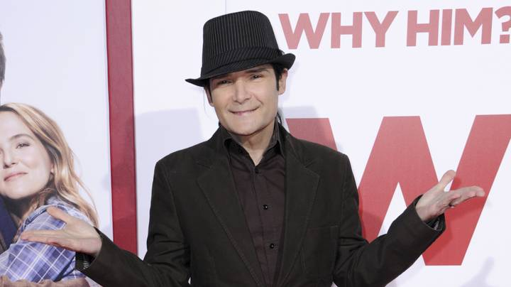 Corey Feldman Posts Picture Of Stab Wound And People Have Questions