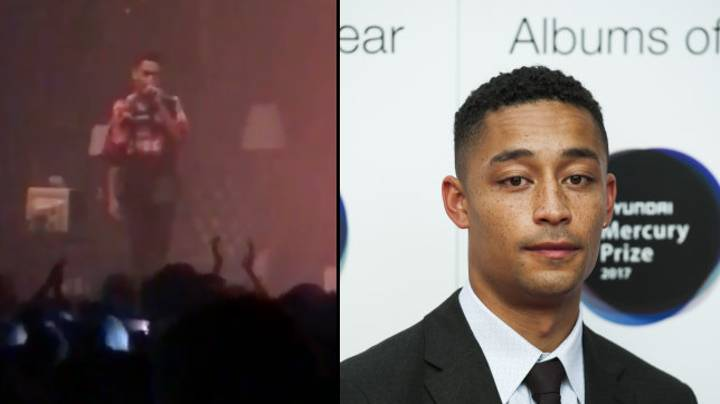 Rapper Loyle Carner Kicks Fan Out Of Gig For Sexist Comments