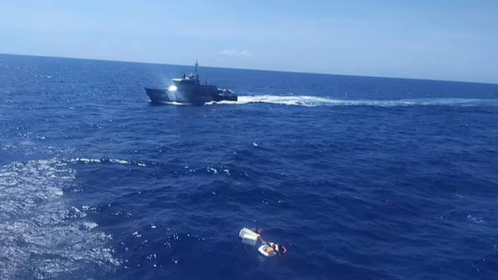 Shipwrecked Mum Found Dead After Saving Children By Breastfeeding Them
