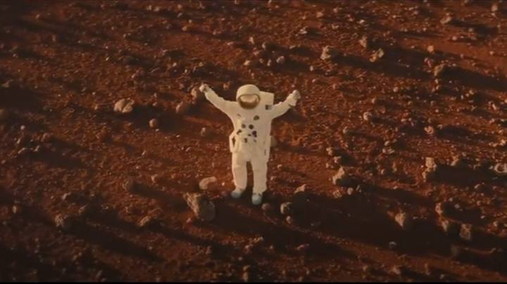 Greta Thunberg's Fridays For Future Releases Satirical Tourism Ad Slamming Mars Missions