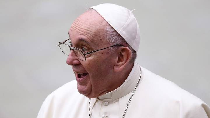 Pope Francis' Instagram Account Appears To 'Like' Another Model's Picture